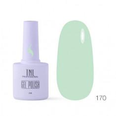 TNL, Гель-лак «8 чувств» №170, Светло-зеленый TNL Professional