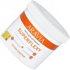 Aravia professional, superflexy ultra enzyme, паста для шугаринга, 750 г