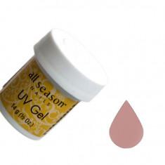 All season камуфлирующий гель opaque nude rose 14.2г All seasons