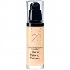 Bourjois, 123 perfect foundation, тональный крем, тон №51, светлая ваниль, 30 мл