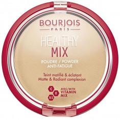 Bourjois, healthy mix, пудра, тон №2, beige clair, 11 г