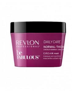 Revlon, be fabulous, маска для нормальных, гутсых волос, 200 мл REVLON Professional