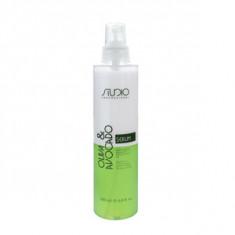 Двухфазная сыворотка с маслами авокадо и оливы для волос, 200 мл (Studio Professional)