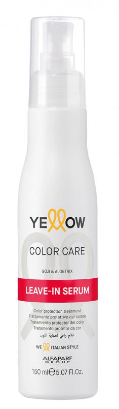 YELLOW Сыворотка несмываемая для окрашенных волос / YE COLOR CARE LEAVE-IN SERUM 150 мл