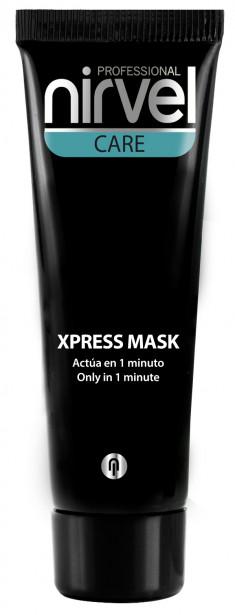 NIRVEL PROFESSIONAL Маска-экспресс для восстановления поврежденных волос, в тюбике / XPRESS MASK 250 мл