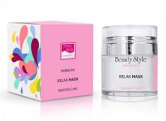 Маска Релакс для чувствительной кожи с маслом ши и гиалуроновой кислотой Beauty Style Harmony 50мл