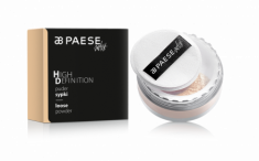 Рассыпчатая HD пудра Paese HIGH DEFINITION POWDER тон 01 LIGHT BEIGE 15г