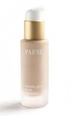 Кремовый хайлайтер PAESE WONDER GLOW LIQUID HIGHLIGHTER тон Opal 20мл