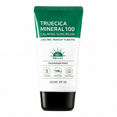 крем солнцезащитный some by mi truecica mineral 100 calming suncream spf 50pa++++