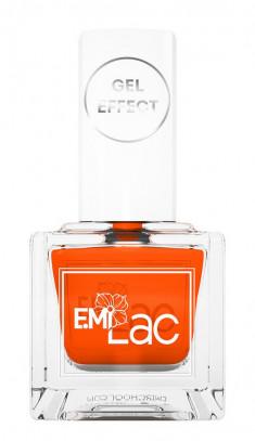 E.MI 036 лак ультрастойкий для ногтей, Тигровая лилия / Gel Effect 9 мл