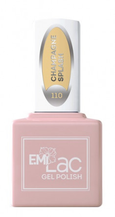 E.MI 110 SD гель-лак для ногтей, Брызги шампанского / E.MiLac 6 мл
