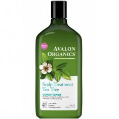 Avalon Organics Кондиционер с маслом чайного дерева Tea Tree Scalp Treatment 312г