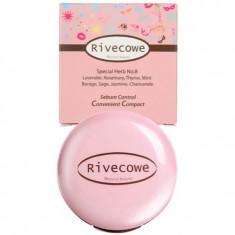 Rivecowe Beyond Beauty Пудра для лица Sebum Control Convenient Compact, 9 г