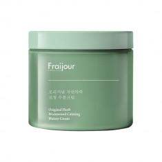 Fraijour Крем для лица Original Herb Wormwood Calming Watery Cream 100мл