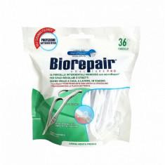 Biorepair Зубная нить с держателем Hand-Held Flosser 36шт
