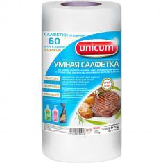 Unicum Полотенца бумажные Умная бумага 60 шт в рулоне 24*30 см