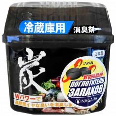 Nagara Древесный уголь для устранения запаха в холодильнике 160 гр