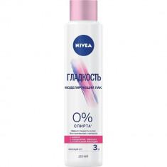 Nivea Лак для волос Гладкость 250мл