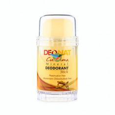 DeoNat Дезодорант кристалл с Куркумой 100г