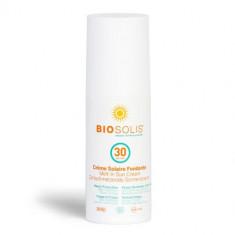 Biosolis Крем-пенка солнцезащитная SPF30 100мл