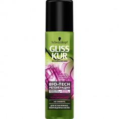 Gliss Kur Экспресс-кондиционер Bio-Tech Регенерация 200мл