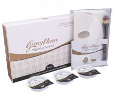 GANGNAM Набор для карбокситерапии, 6 процедур / CO2 Lifting Gel Mask 150 г