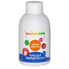 Freshbubble Гель для мытья полов Свежий Апельсин мини 100мл