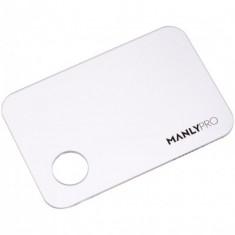 Прозрачная палитра для смешивания косметики Manly Pro ПА