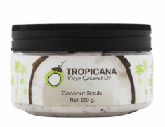 Скраб для тела КОКОС TROPICANA Coconut Body scrub 250г