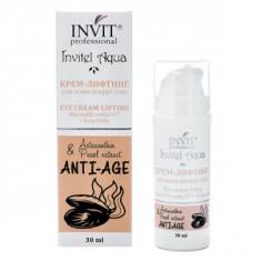 Крем-лифтинг с гесперидином, матриксилом и астаксантином для кожи вокруг глаз, 30 мл (Invit)