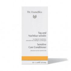 Dr.Hauschka, Концентрат для кожи Sensitive Care, 10х1 мл