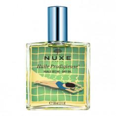 NUXE Масло сухое для лица, тела и волос, синий / HUILE PRODIGIEUSE Lim.Ed. 100 мл